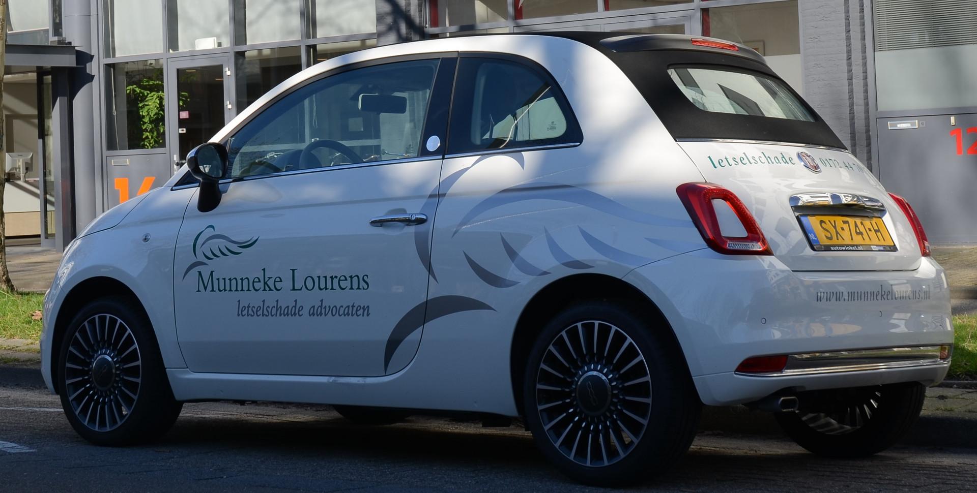 De 'tuktuk' van Munneke Lourens Advocaten in het nieuws